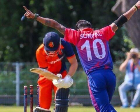 Nepal, Netherlands, Nepal vs Netherlands