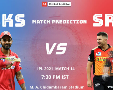 IPL 2021, Punjab Kings, SunRisers Hyderabad, PBKS, SRH