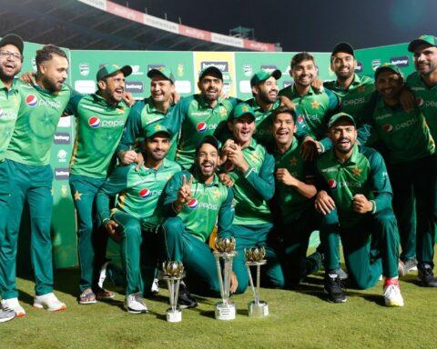 Pakistan National Cricket Team