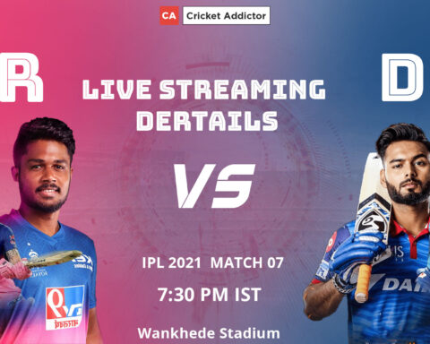IPL 2021, Rajasthan Royals, Delhi Capitals, RR vs DC, When and Where to Watch, Live Streaming