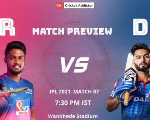 IPL 2021, Rajasthan Royals, Delhi Capitals, RR vs DC, Match Preview, Prediction