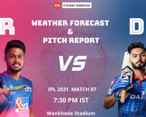 IPL 2021, Rajasthan Royals, Delhi Capitals, RR vs DC, Weather, Pitch, Mumbai, Wankhede Stadium