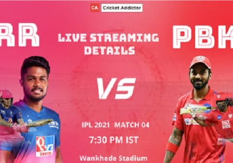 Rajasthan Royals, Punjab Kings, RR vs PBKS, Live Streaming