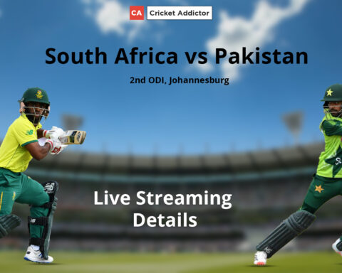 South Africa, Pakistan