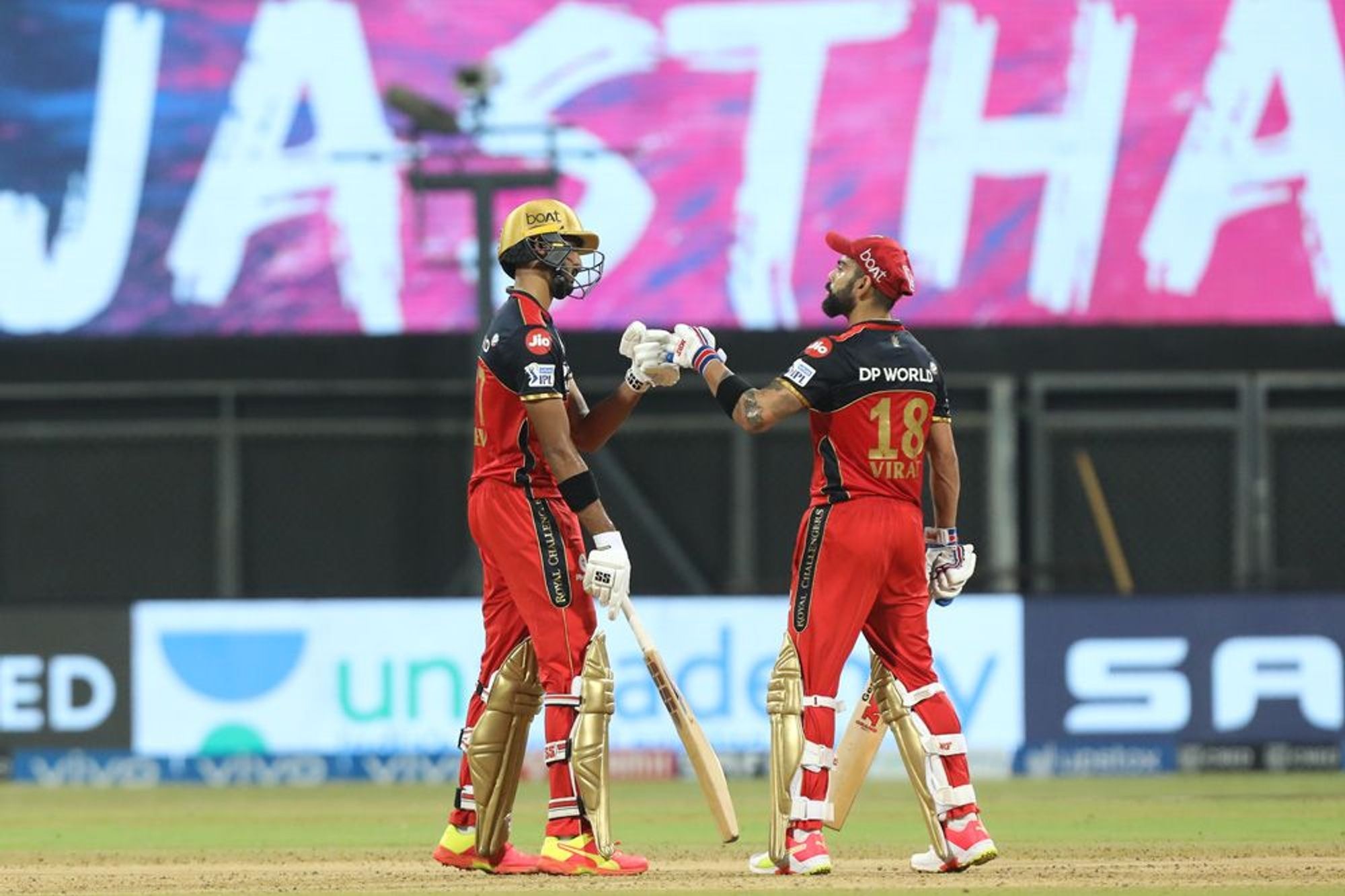 Devdutt Padikkal and Virat Kohli for RCB (Photo- BCCI/IPL)