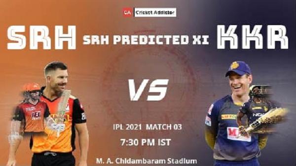 IPL 2021, SRH, SunRisers Hyderabad