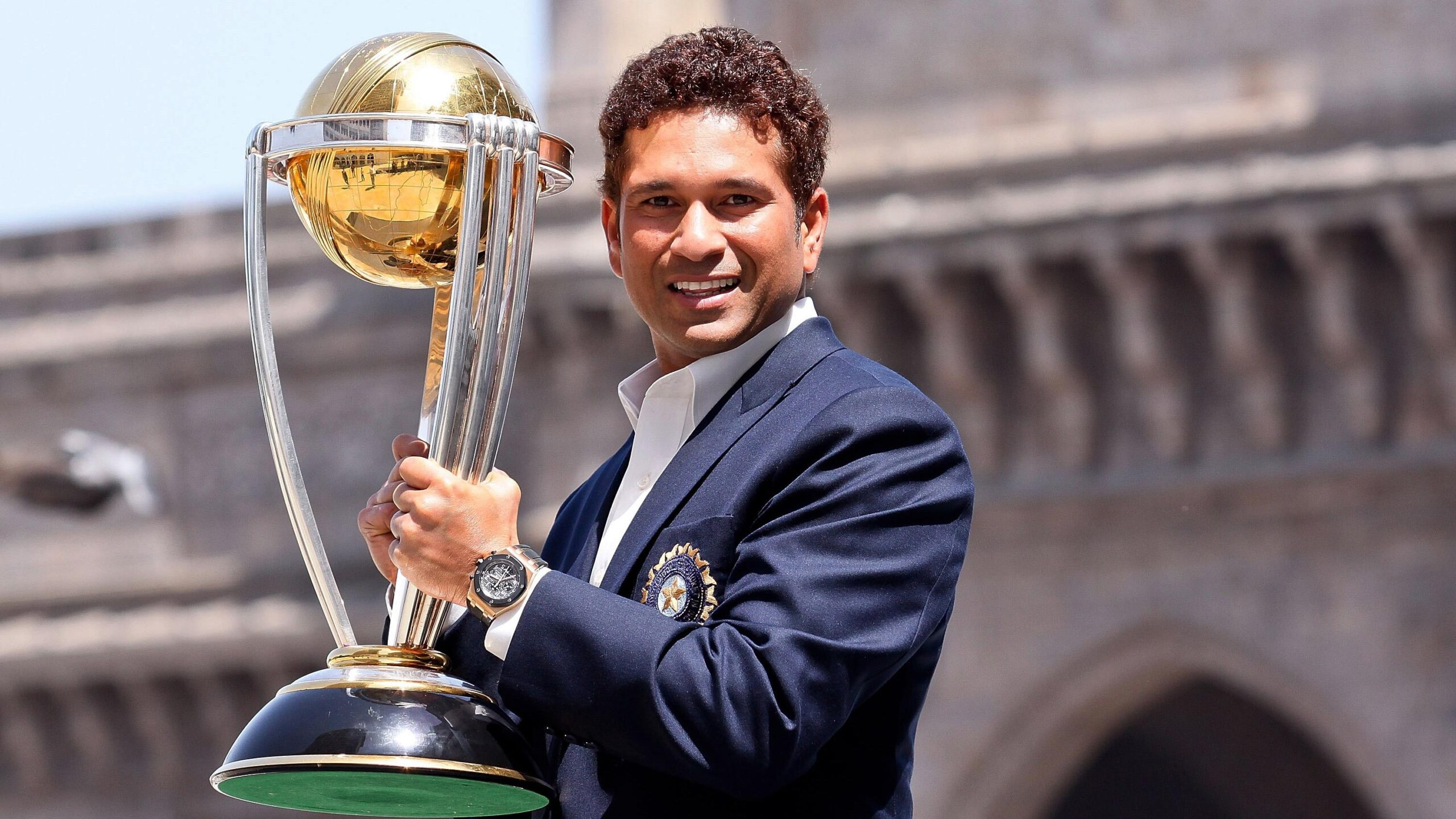 Sachin Tendulkar, 2011 World Cup, India