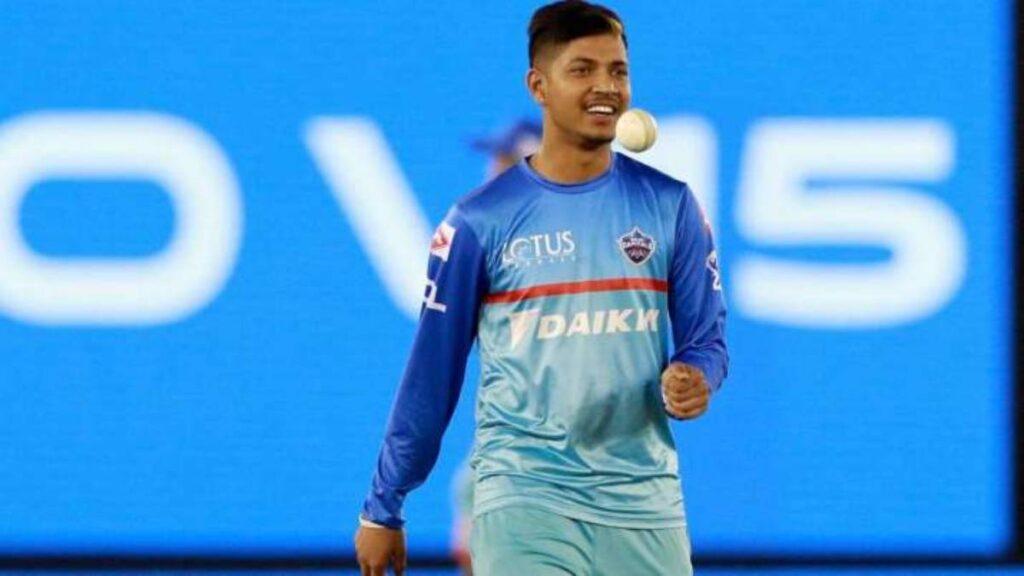 Sandeep Lamishan, Hoofdsteden van Delhi, IPL