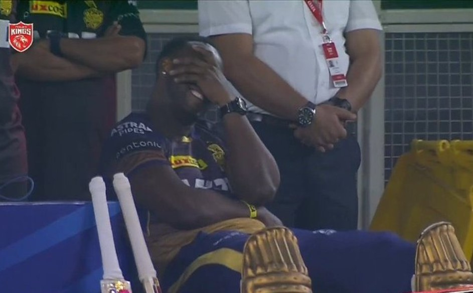 Andre Russell, Chris Gayle