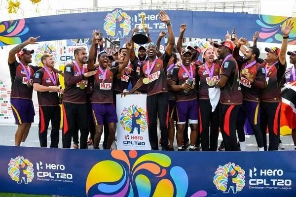Trinbago Knight Riders Wins CPL 2020
