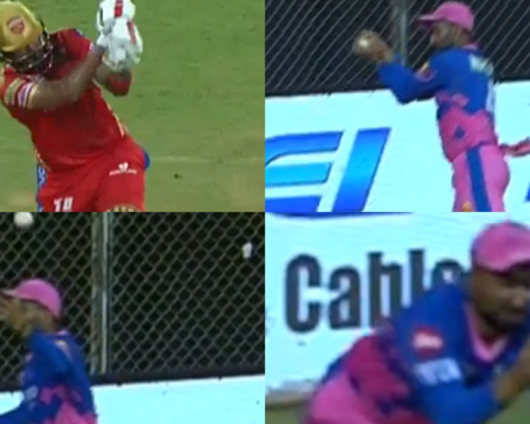 Watch: KL Rahul Falls For 91 As Rahul Tewatia Takes A Screamer At Deep Mid-Wicket