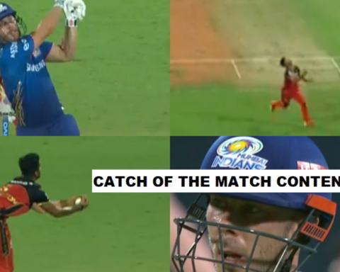 IPL 2021: Watch- Chris Lynn Falls For 49 On His MI Debut; Washington Sundar Takes A Good Running Catch