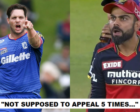 Mitchell McCleneghan Lashes Out At Virat Kohli And RCB For Pressurizing The Umpire To Give Rishabh Pant Out LBW