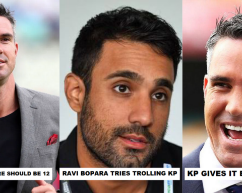 'You Shouldn't Worry, It Only Matters To Big Boys'- Kevin Pietersen Hilariously Trolls Ravi Bopara