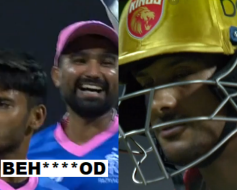 Beh****od- Chetan Sakariya Gives A Dirty Send Off To Mayank Agarwal