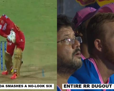 IPL 2021: Watch- Deepak Hooda Hits A No-Look Six Off Chris Morris