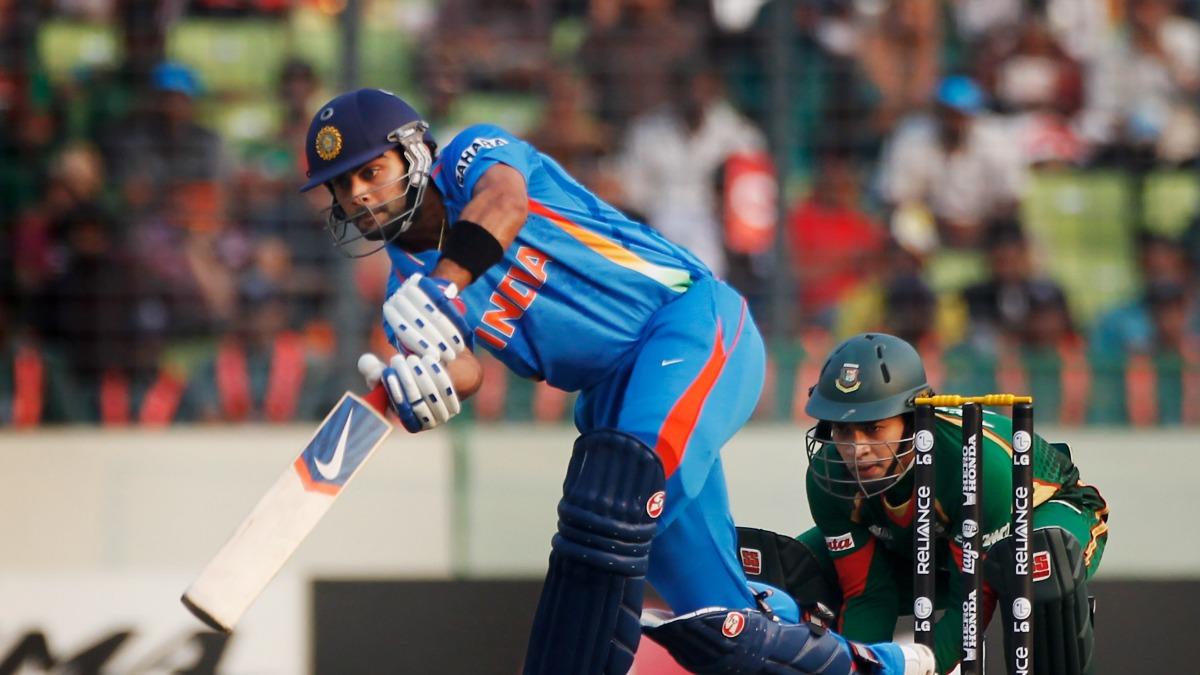 Virat Kohli, 2011 World Cup, India