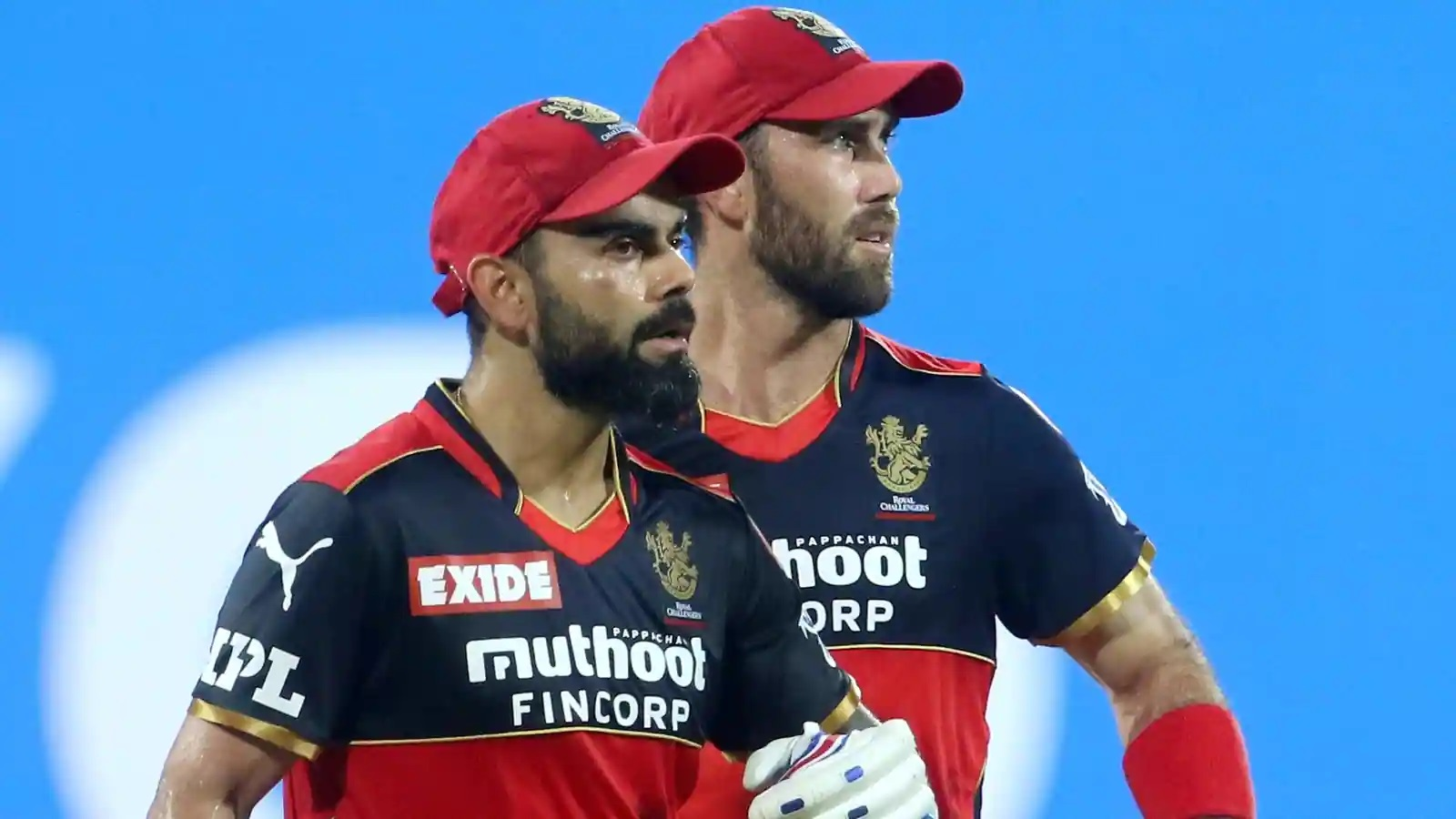 Virat Kohli and Glenn Maxwell, IPL 2021