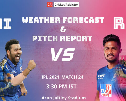 IPL 2021, Mumbai Indians, Rajasthan Royals, MI, RR, MI vs RR, Weather, Pitch