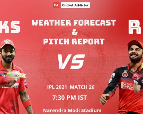 IPL 2021, PBKS, RCB, PBKS vs RCB, Weather, Pitch, Motera, Ahmedabad