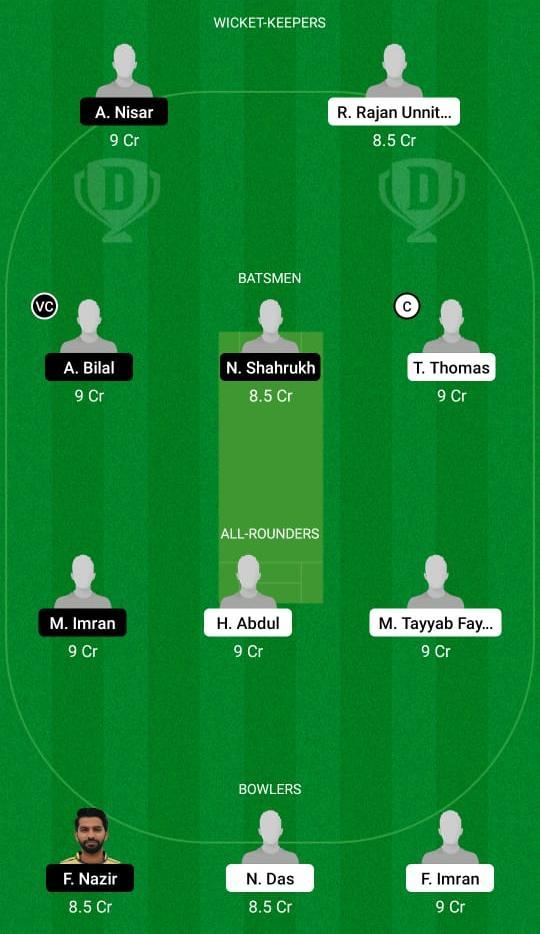 PLG vs JIB Dream11 Prediction Fantasy Cricket Tips Dream11 Team ECS T10 Brescia