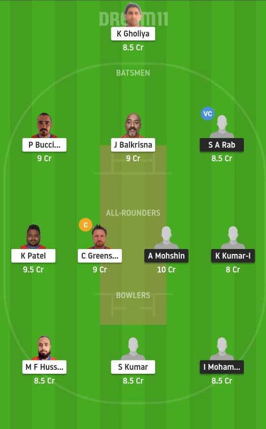 MD vs OEI Dream11 Prediction Fantasy Cricket Tips Dream11 Team Portugal T10