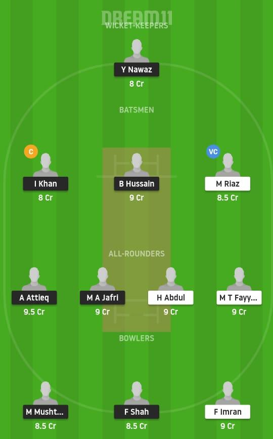 BRE vs PLG Dream11 Prediction Fantasy Cricket Tips Dream11 Team ECS T10 Brescia