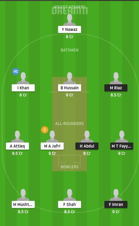 PLG vs BRE Dream11 Prediction Fantasy Cricket Tips Dream11 Team ECS T10 Brescia