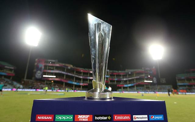 T20 World Cup Trophy, ICC