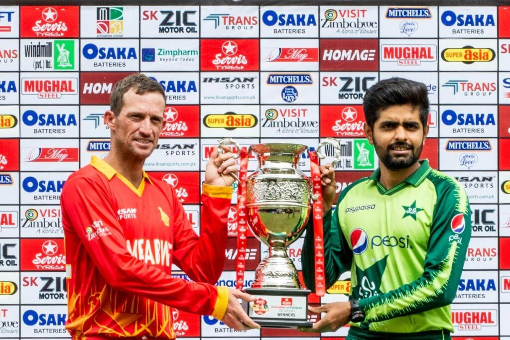 Sean Williams, Babar Azam, Zimbabwe, Pakistan, Pakistan vs Zimbabwe, 2nd T20I, When and Where to Watch, Live Streaming