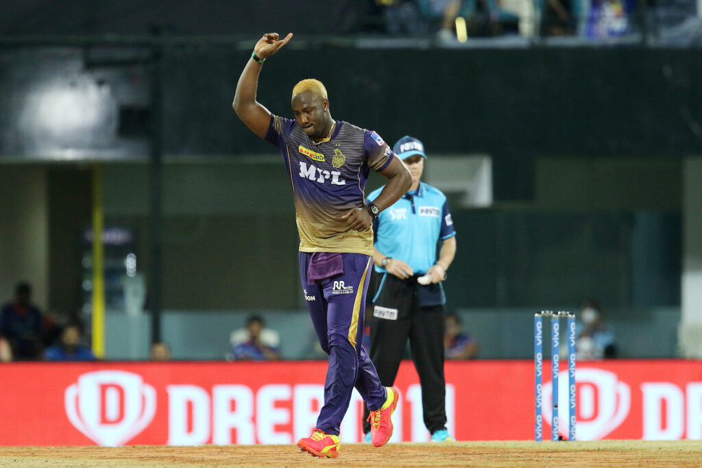 Andre Russell, Kolkata Knight Riders, Mumbai Indians, KKR vs MI, IPL 2021, Stats