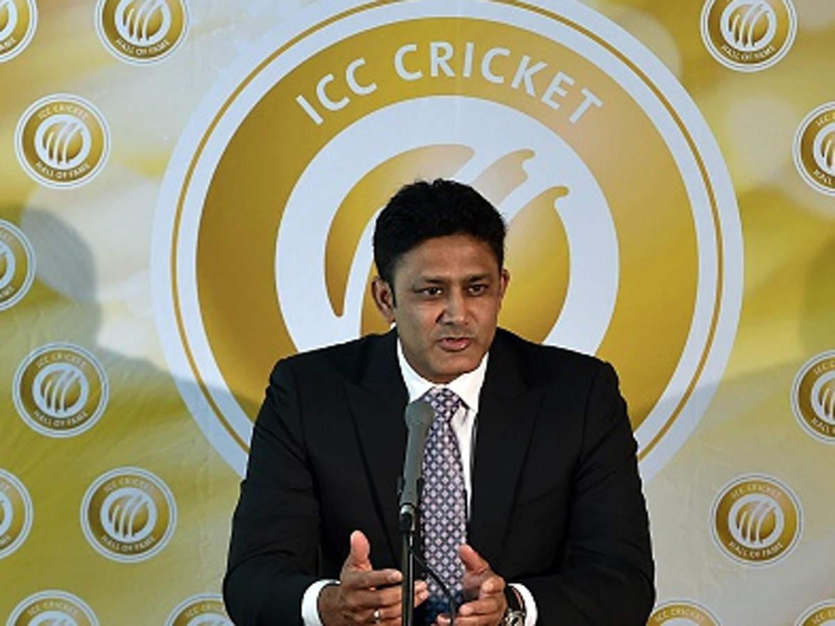 Anil Kumble, ICC