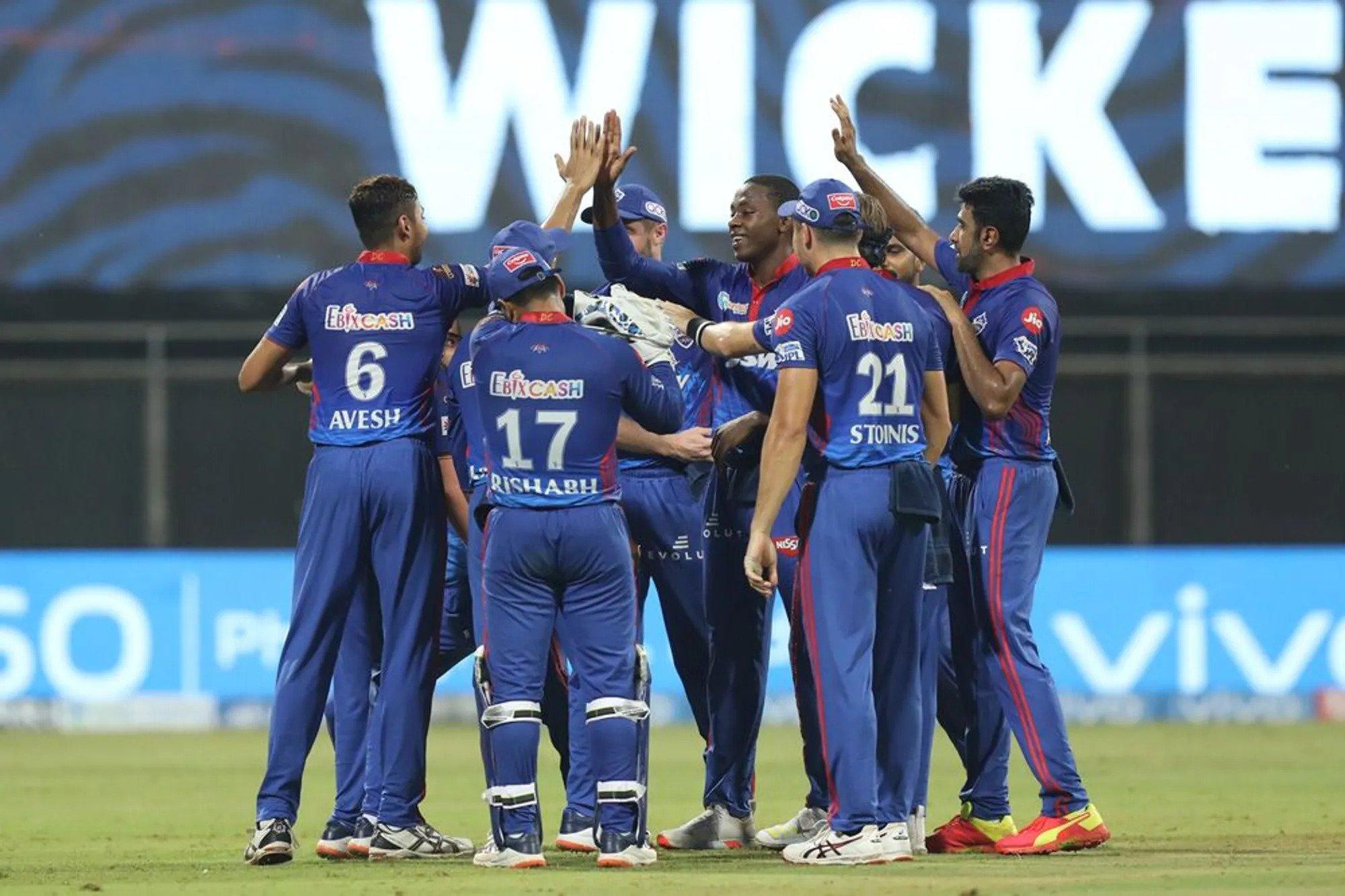 Delhi Capitals (DC), IPL 2021