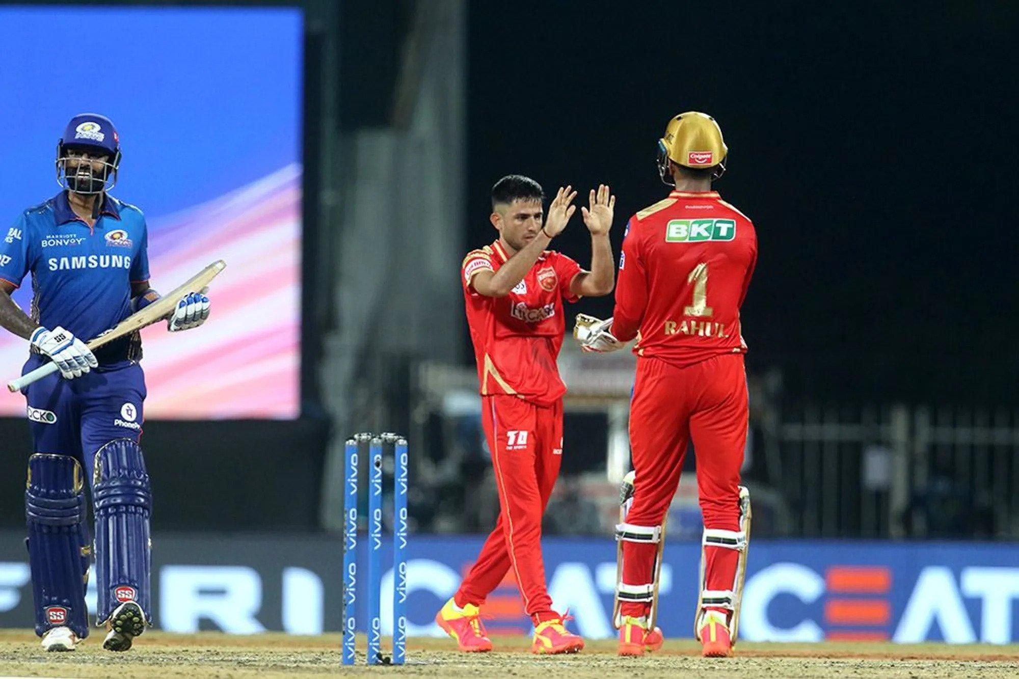 Ravi Bishnoi and KL Rahul, Punjab Kings (PBKS), IPL 2021