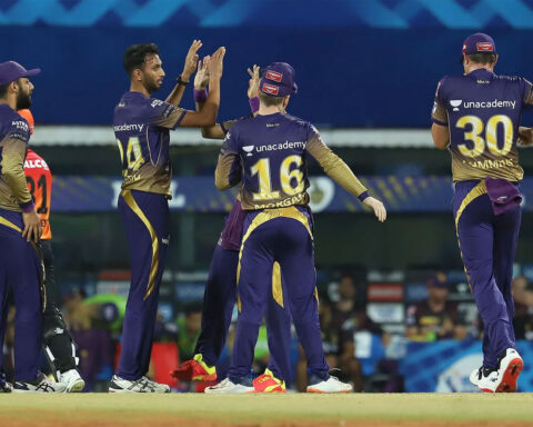 Kolkata Knight Riders, SunRisers Hyderabad