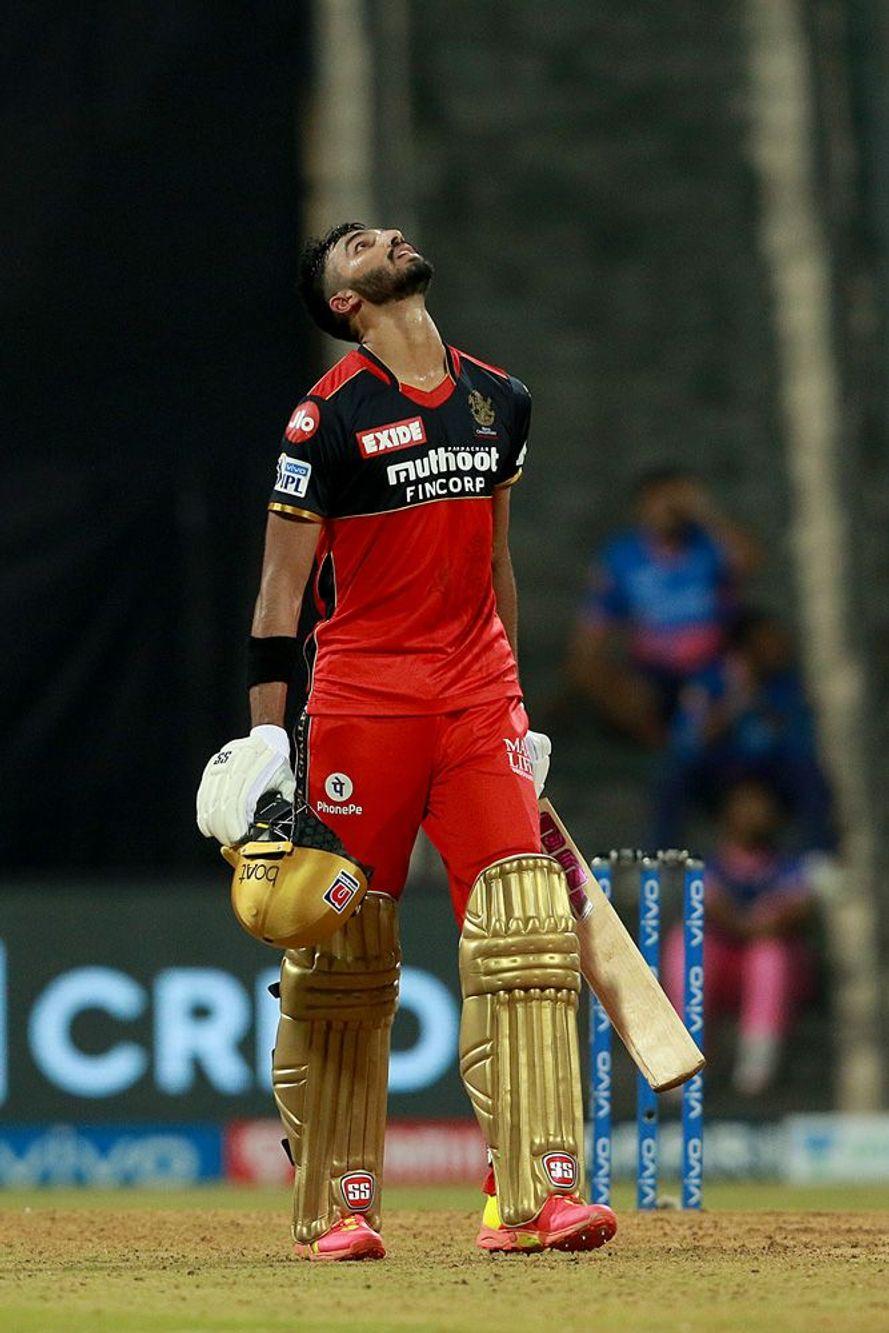 Devdutt Padikkal broke his first century IPL.  (Photo: BCCI)