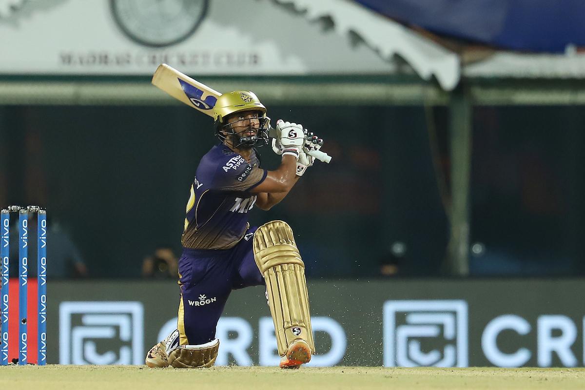 Kolkata Knight Riders, SunRisers Hyderabad, Rahul Tripathi [Image-IPLT20