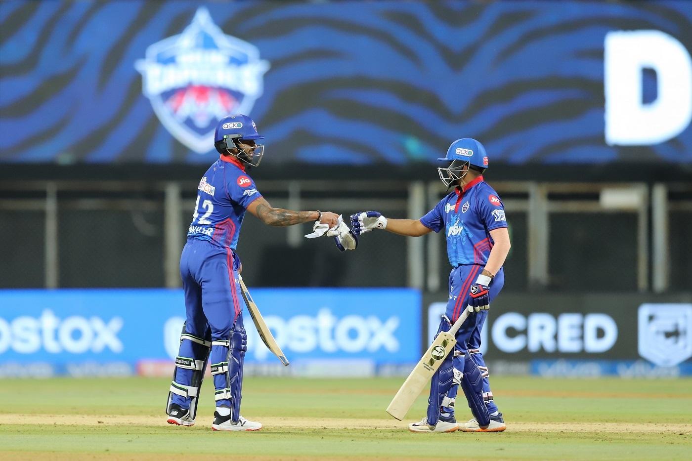 MS Dhoni, Chennai Super Kings, Delhi Capitals