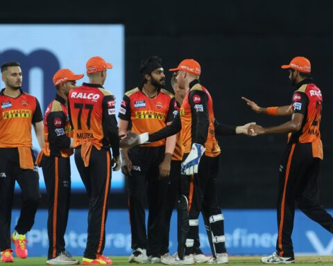 SunRisers Hyderabad., Vijay Shankar