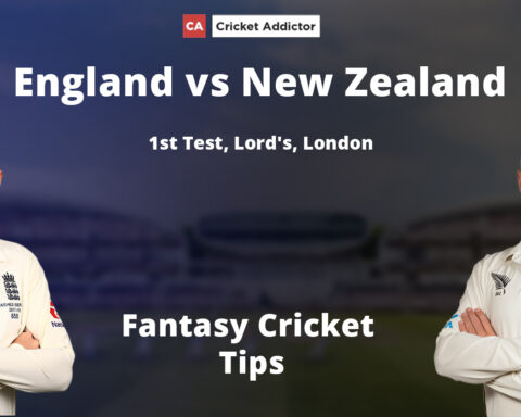 England vs New Zealand Dream11 Prediction, Fantasy Cricket Tips, Playing XI, Pitch Report, Dream11 team, and Injury Update of 1st Test.