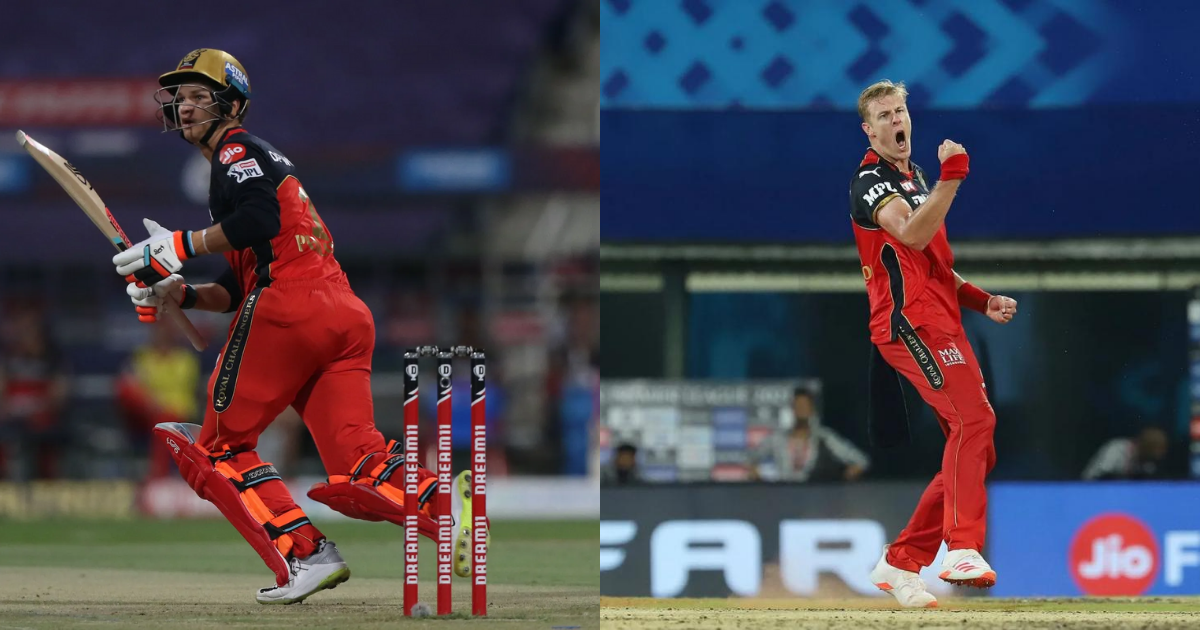 3 Players From Royal Challengers Bangalore (RCB) Who Might Miss IPL 2021 2nd Leg