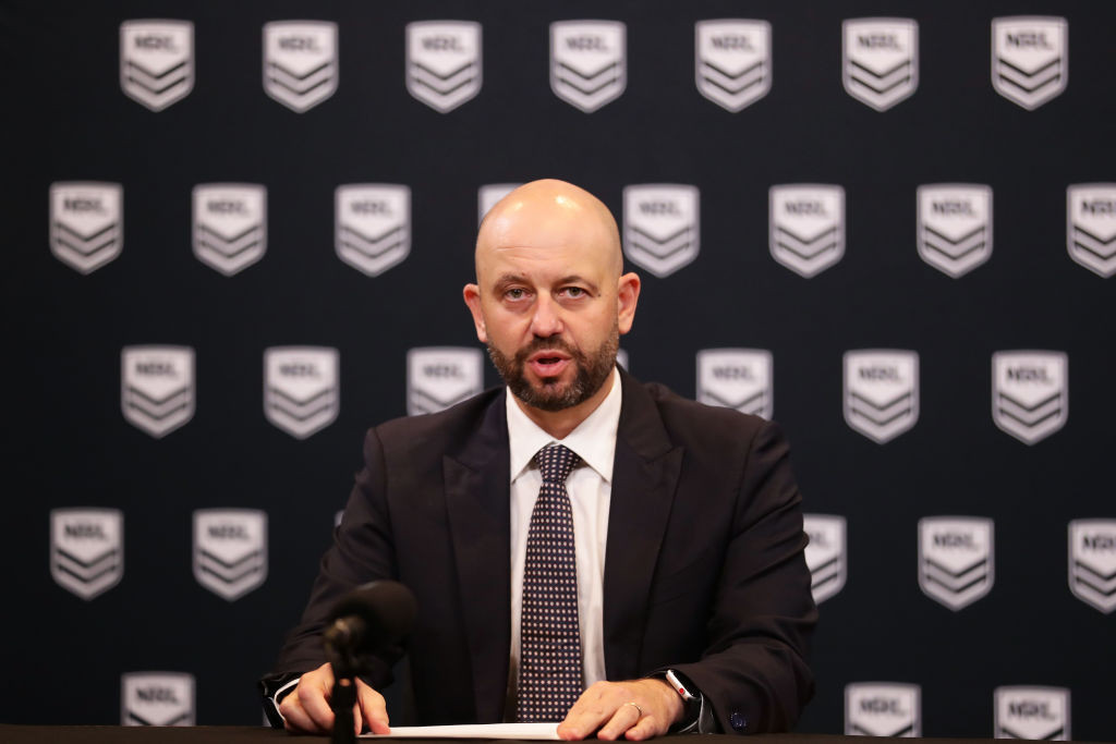 Australian Cricketers Association chief executive Todd Greenberg