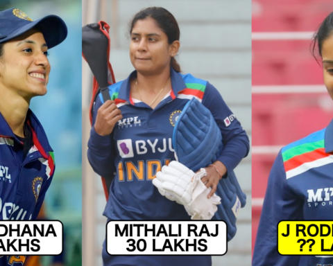 BCCI Announces Central Contracts For India Women's Cricketers For 2020-21 Season, Indian Women Cricketers And Their Salaries For The Year 2020-21