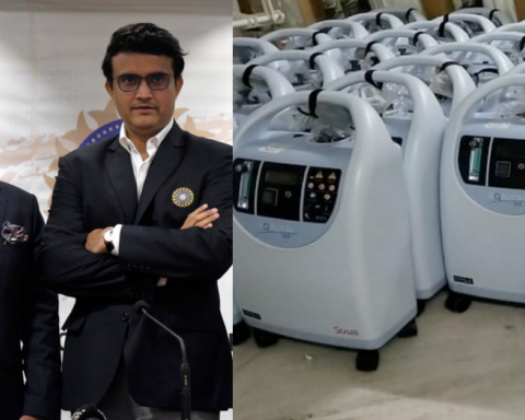 BCCI To Donate 2000 10-Litre Oxygen Concentrators To Boost India's Efforts In Overcoming Covid-19