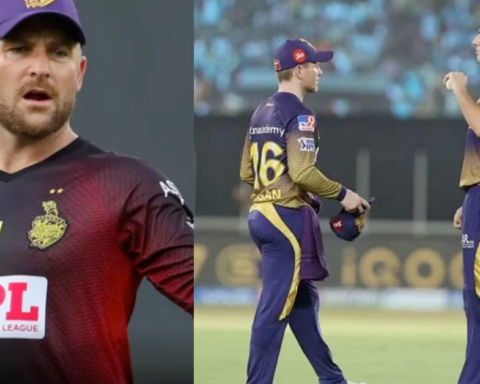 Losing Key Players Would Be A Huge Disappointment, Says KKR Head Coach Brendon McCullum