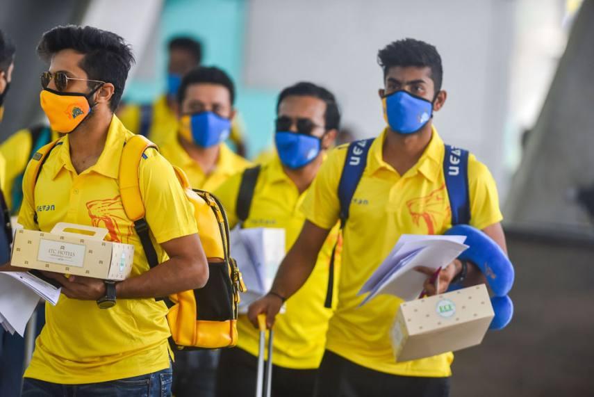 CSK players, IPL 2021