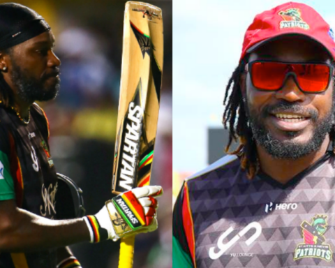 Chris Gayle Returns To St. Kitts And Nevis Patriots