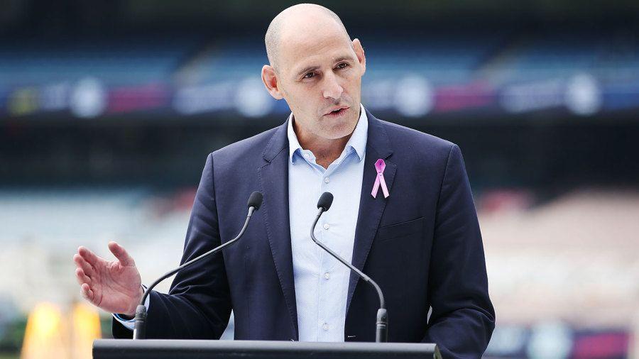 Cricket Australia Chief Nick Hockley