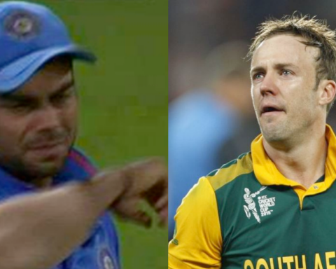 Instances When Cricketers Could Not Control Their Emotions On The Field
