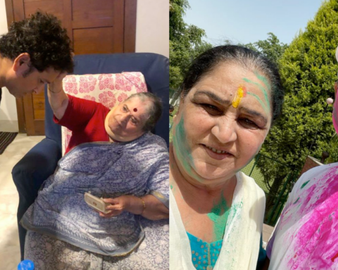 Sachin Tendulkar Leads The Way As Cricketers Post Heartfelt Messages On World Mother's Day